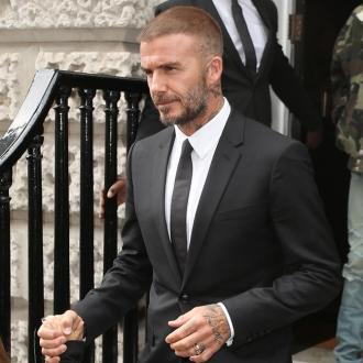 David Beckham says fashion should be for everyone
