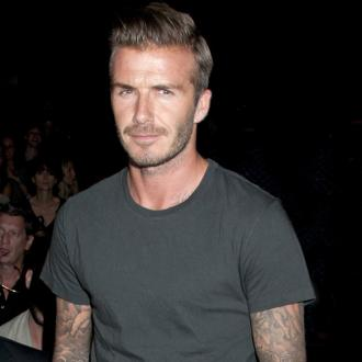 David Beckham Tops British Men's Hair Inspirations