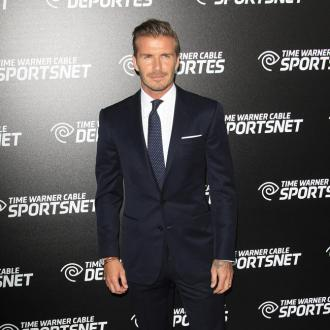 David Beckham Voted Favourite Naked Celebrity