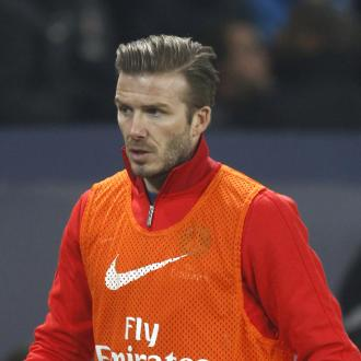 David Beckham Wasn't Into Clubbing
