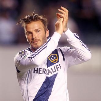 David Beckham In Talks About £1m Soccer Return