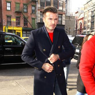 David Beckham to take up street art