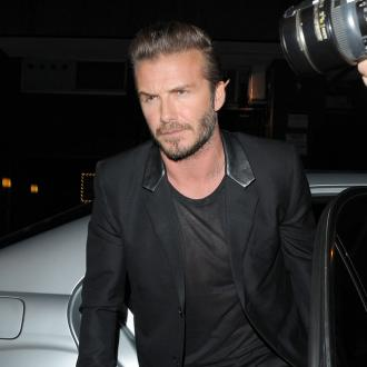 David Beckham Would Wear Sarong Again