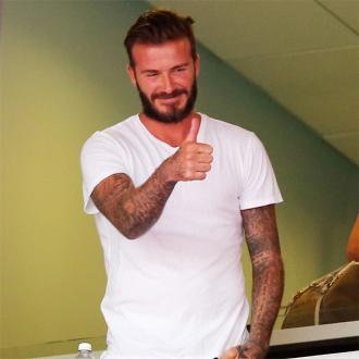 David Beckham Consigns Underwear Photoshoots To The Past