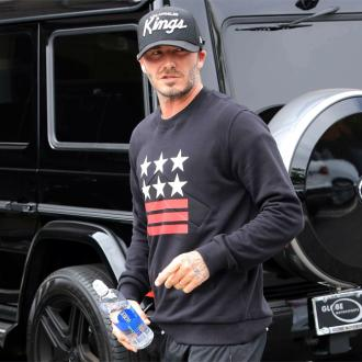David Beckham 'Lucky To Be Alive' After Crash