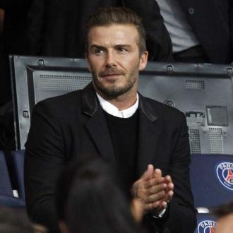 David Beckham's Damaged Car 'Appears On Ebay'