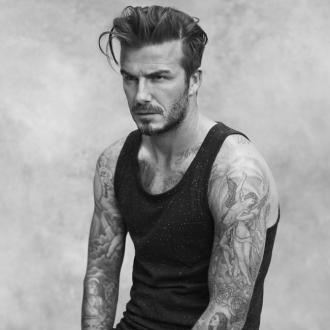 David Beckham Launches New Clothing Range