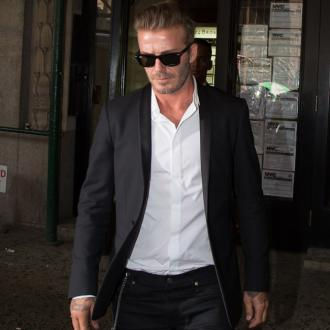 David And Victoria Beckham Offer Congratulations To Royals