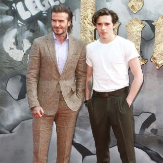 Brooklyn Beckham Ready For Name Jokes When He Gets To Nyc