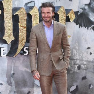 David Beckham doesn't want to be a movie star