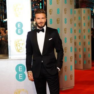 David Beckham Glad He Ditched Acting Ambitions