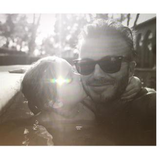 David Beckham shares sweet picture of Harper on her birthday