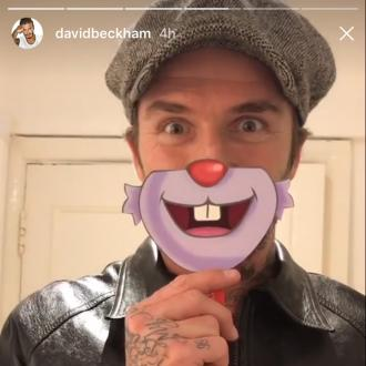David Beckham's 'bored' of children's dental appointments