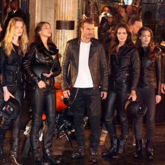 David Beckham Hails Steve Mqueen As Inspiration For Belstaff Venture