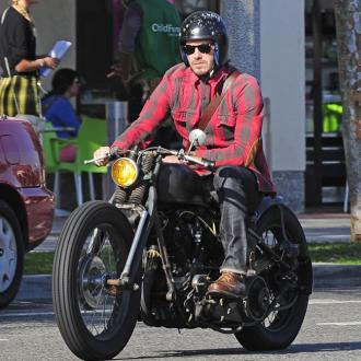 David Beckham Uninjured In Motorcycle Crash