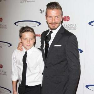 David Beckham Recommends Royal Visit For Olympics Tourists