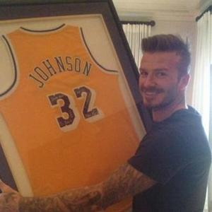 David Beckham Receives 'Best Birthday Present Ever'