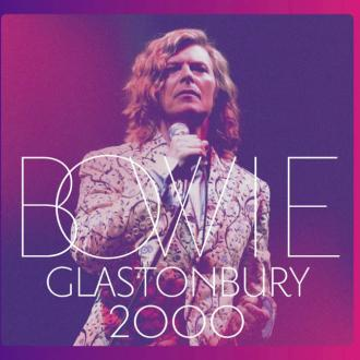 David Bowie's Glastonbury set to be released