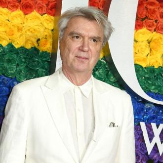 David Byrne apologises for wearing blackface in Talking Heads video