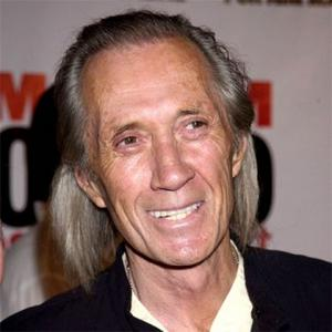 David Carradine couple