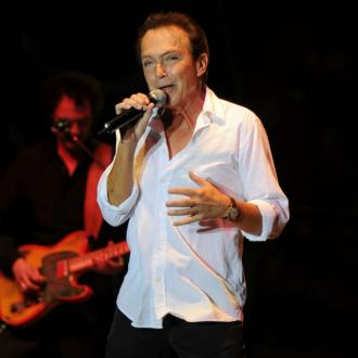 David Cassidy battles through laryngitis at last concert