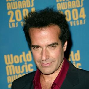 David Copperfield Is Secretly A Dad