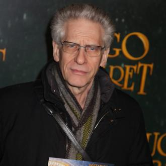 David Cronenberg says his films are comedies