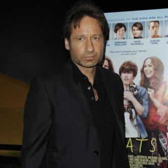 David Duchovny let go of family grudges