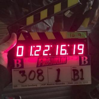 David F. Sandberg Reveals Shazam! Is Filming