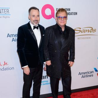 David Furnish feared for Elton John's life