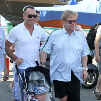 Elton John Teaching Sons About Diversity