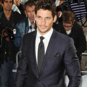 David Gandy Under-confident With Body