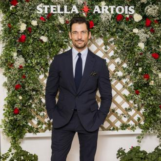 David Gandy keep abs defined by 'depleting' salt from his body