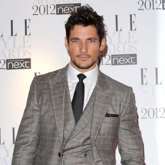 David Gandy Fell Into Fashion