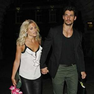 David Gandy And Mollie King Split