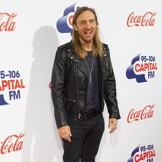 Space Show For David Guetta