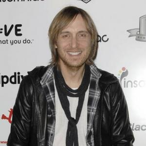David Guetta 'Honoured' To Work With U2
