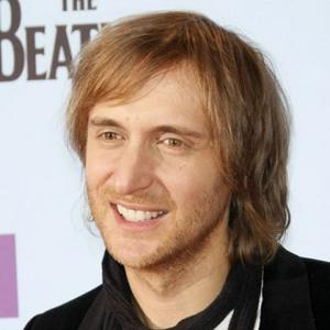 David Guetta Working On New Music At Emas