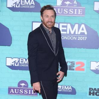 David Guetta still 'great friends' with ex-wife Cathy