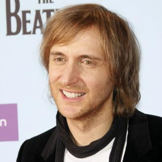 David Guetta Was 'Excited' To Work With Taped Rai