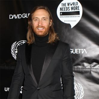 David Guetta for UEFA EURO 2016 anthem