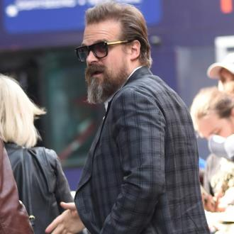 David Harbour: Acting Is My Lifeline