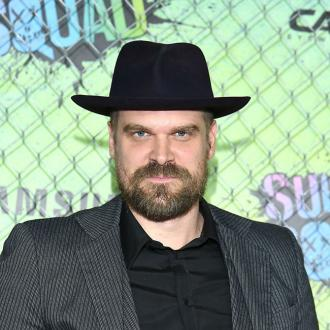 David Harbour: Lily Allen has a 'beautiful butt'