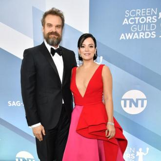 Elvis Presley impersonator marries Lily Allen and David Harbour
