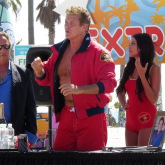 David Hasselhoff's secret Baywatch workouts