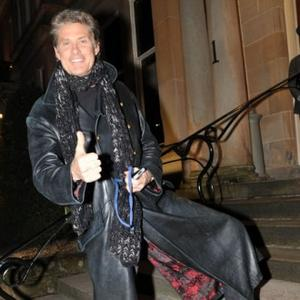 David Hasselhoff's Drinking Bonded His Family
