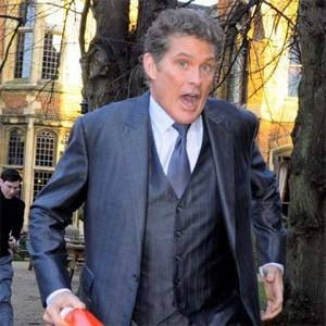 David Hasselhoff Dating Factory Girl