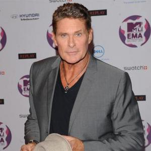 David Hasselhoff Signed Royal Autographs