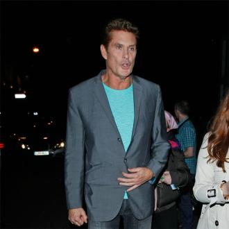 David Hasselhoff's Girlfriend Doesn't Want Kids