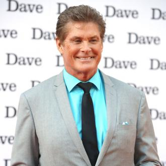 David Hasselhoff is loving a 'career high'